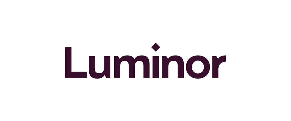 New Logo for Luminor by Futurebrand