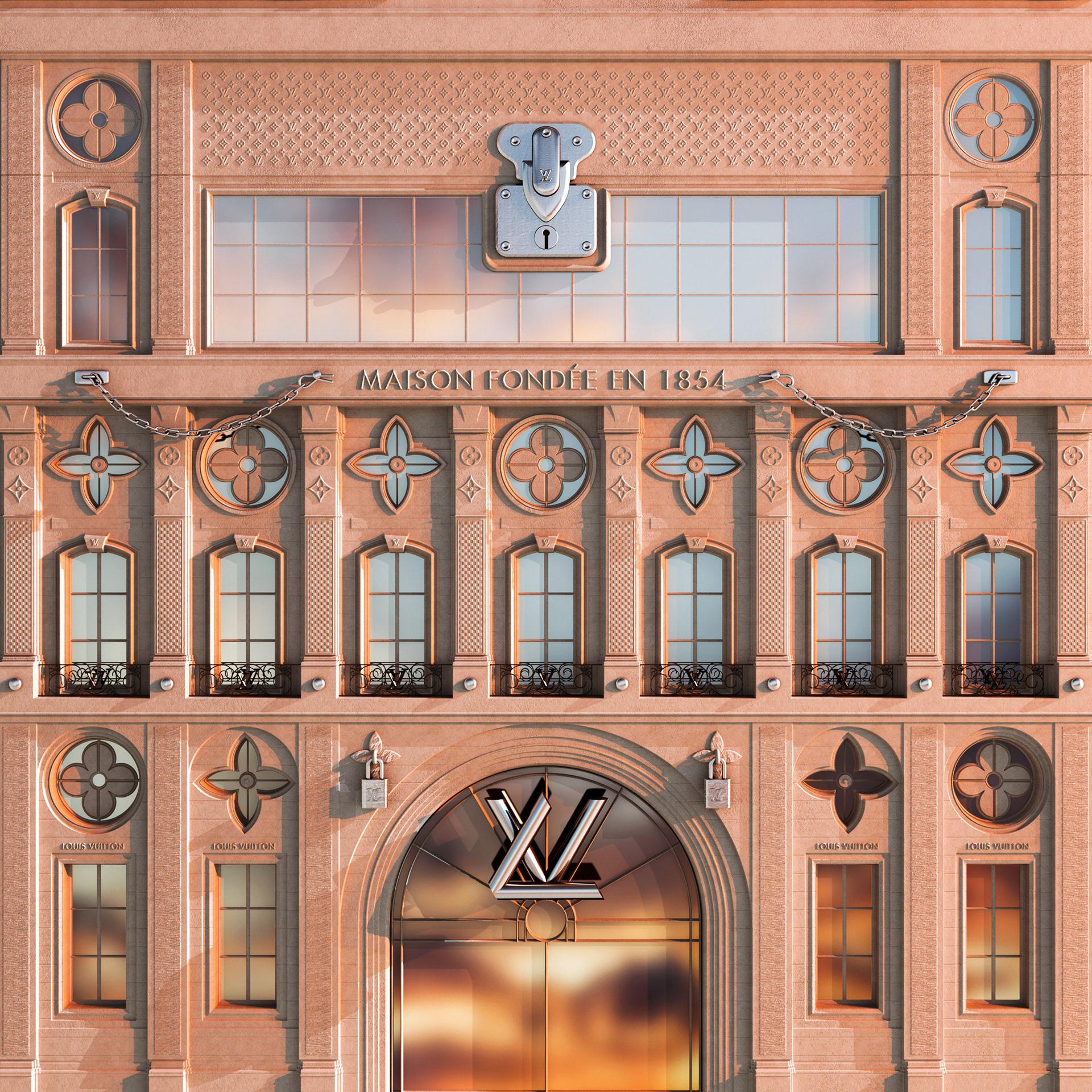 Louis Vuitton Architecture