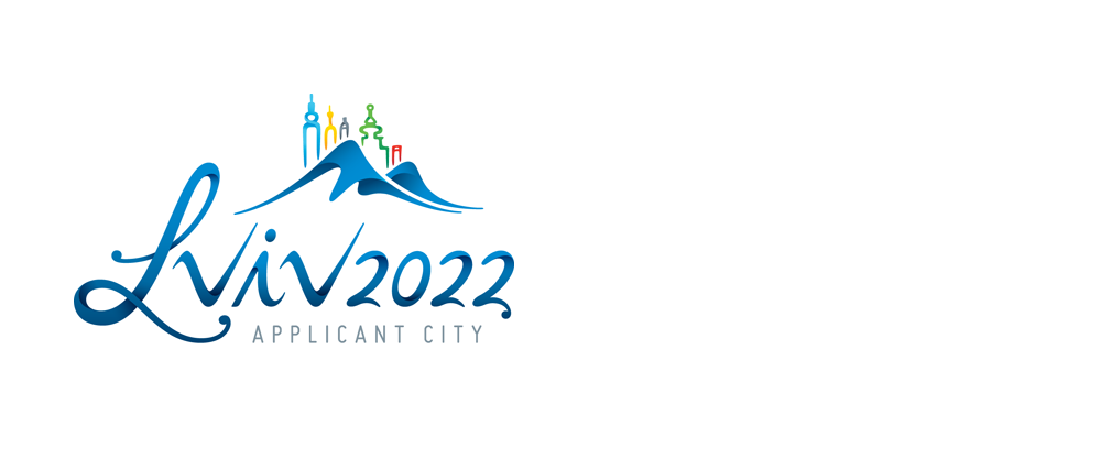 New Logo for Lviv 2022 Applicant City by North Design and Teneo