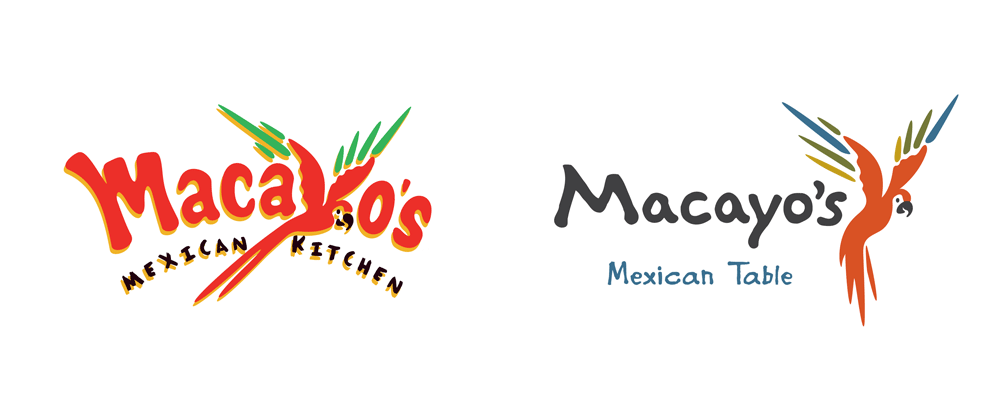 New Logo for Macayo's Mexican Restaurants by Nocturnal