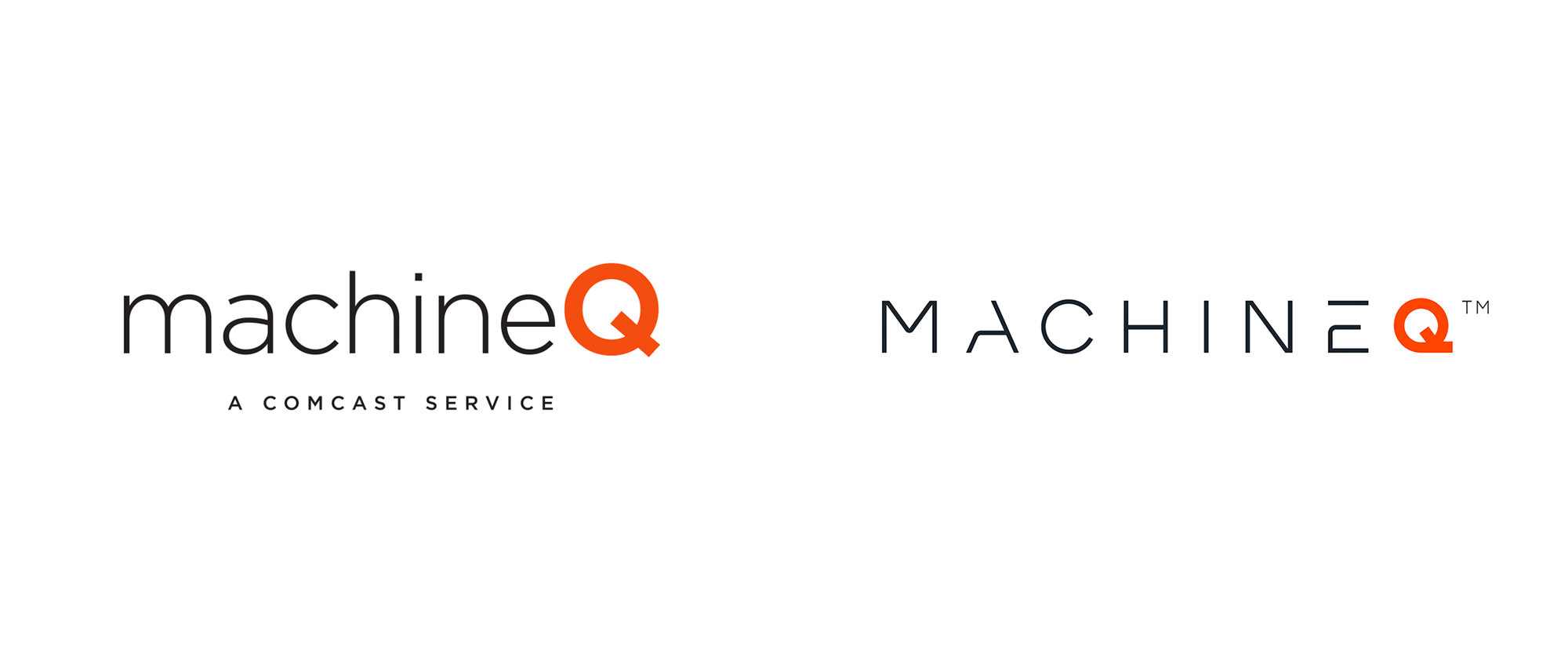 New Logo and Identity for MachineQ by Astro Studios