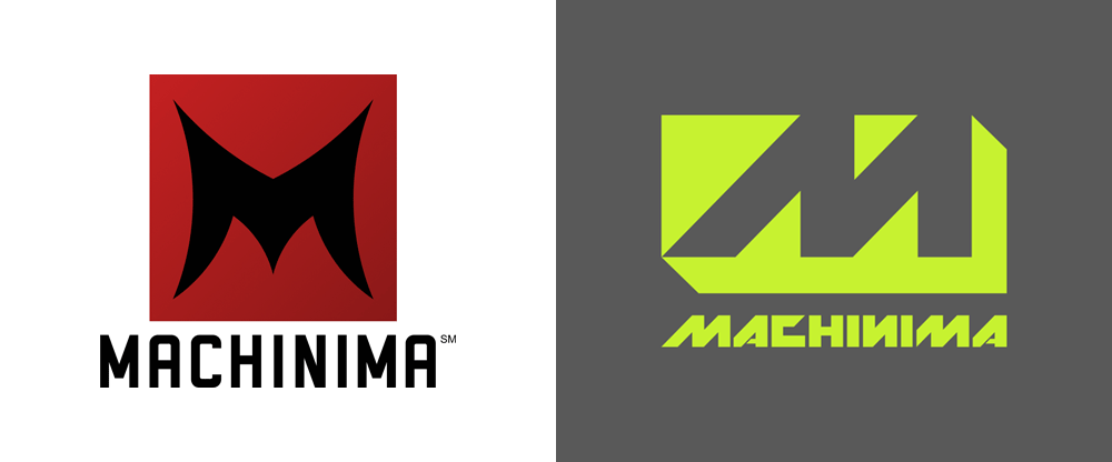 New Logo for Machinima