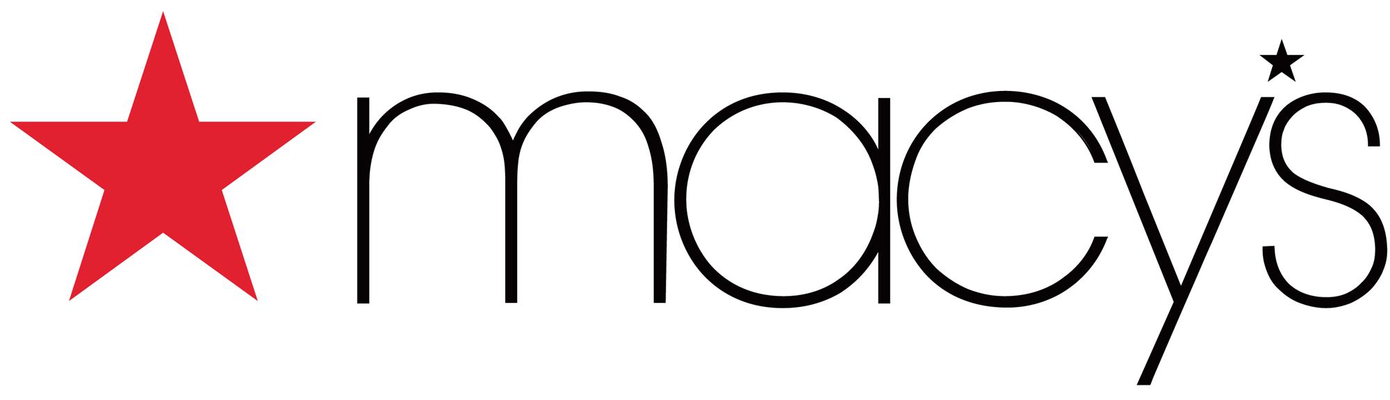 New Logo for Macy's
