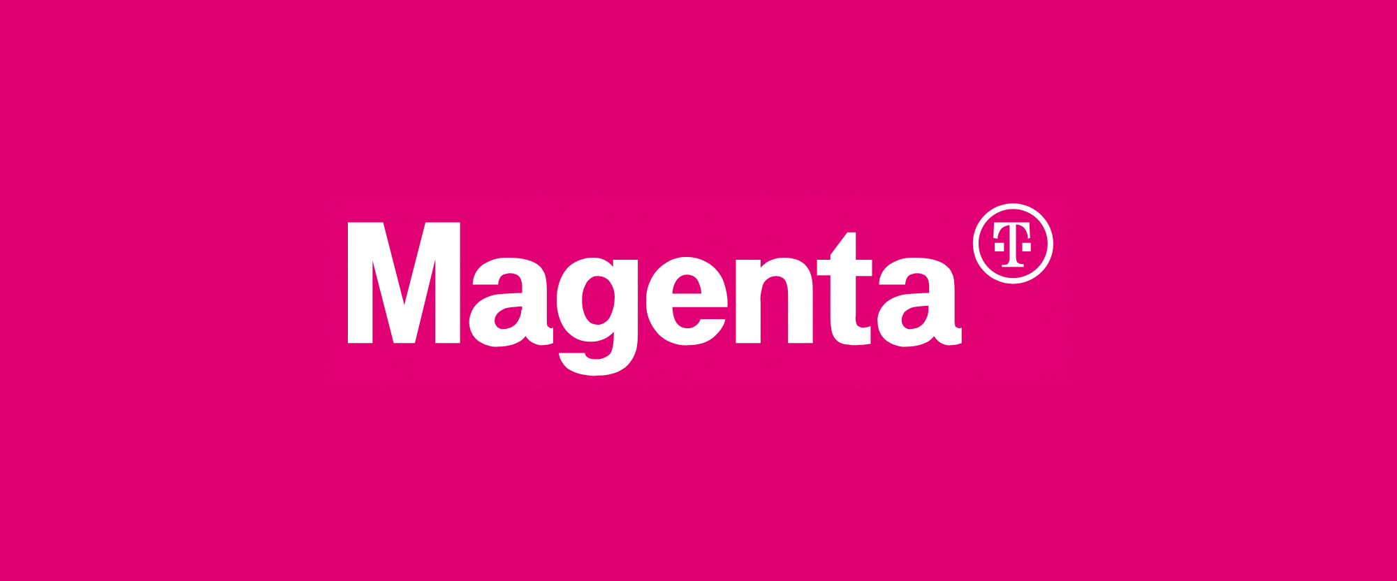 New Name and Logo for Magenta Telekom