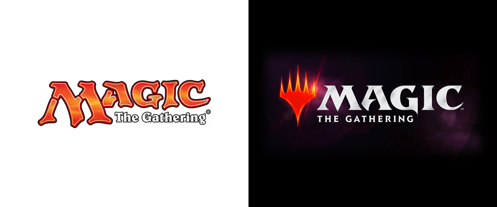 New Logo for Magic: The Gathering