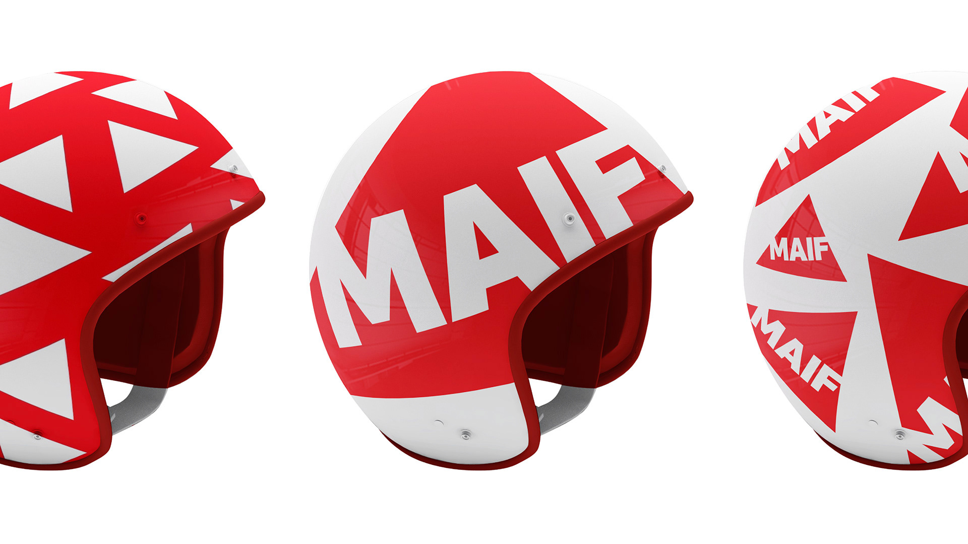 New Logo and Identity for MAIF by W&cie