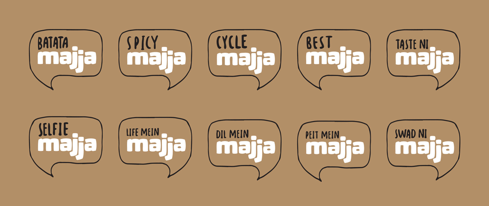 New Logo and Identity for Majja by NH1 Design