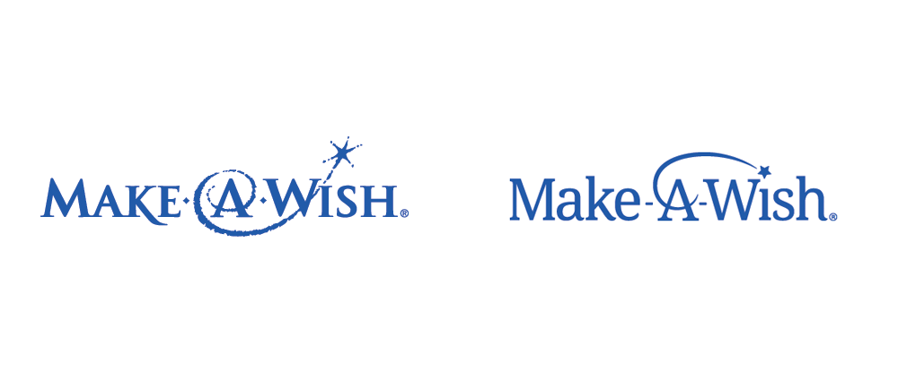 New Logo and Identity for Make-A-Wish by Rule29