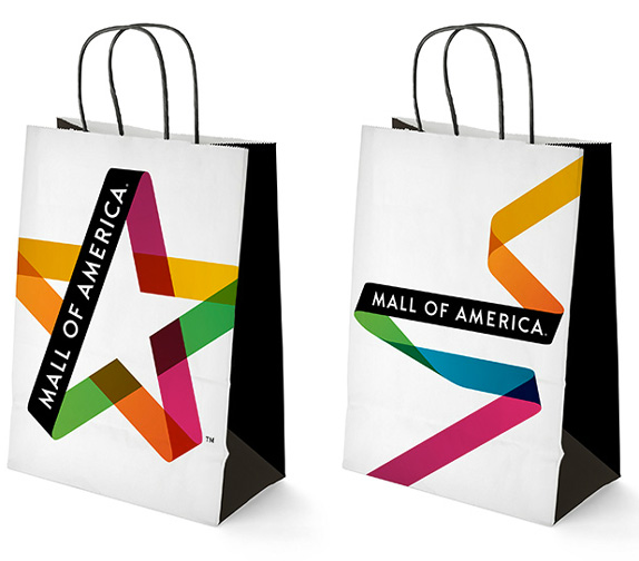 Mall of America Logo and Identity