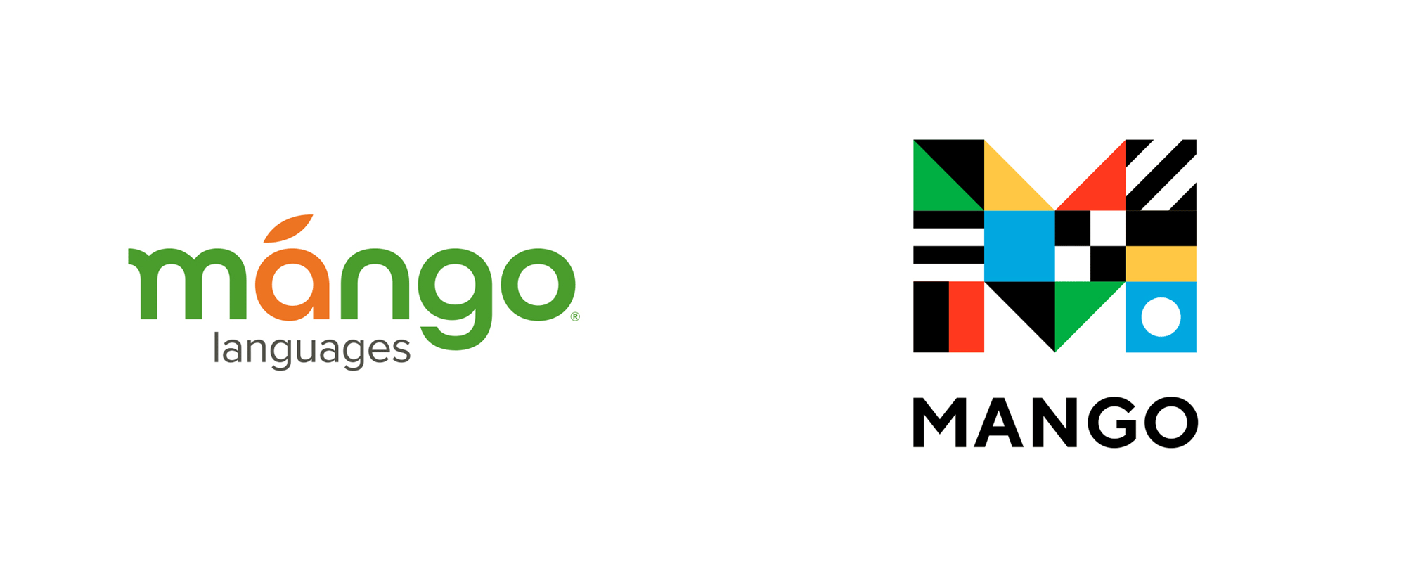 New Logo and Identity for Mango Languages by The Office of Experience