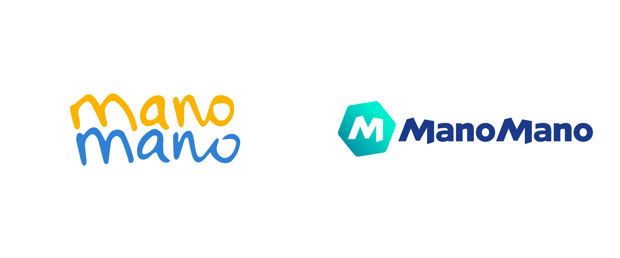 New Logo for ManoMano