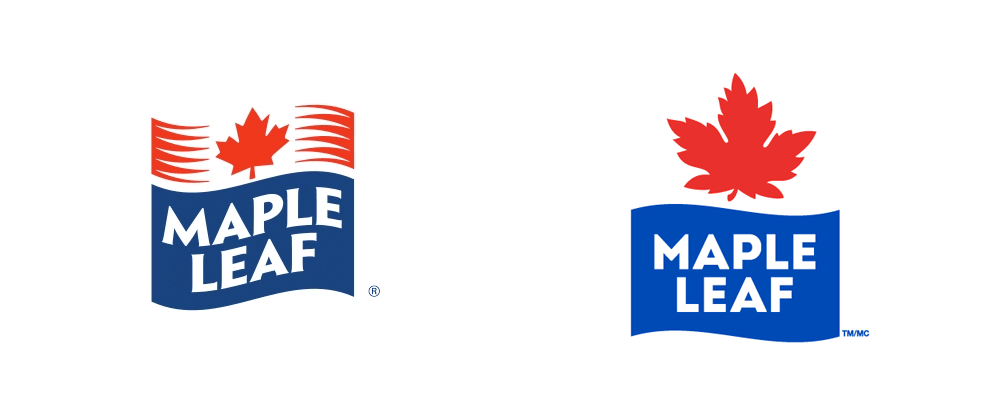 New Logo and Packaging for Maple Leaf Foods