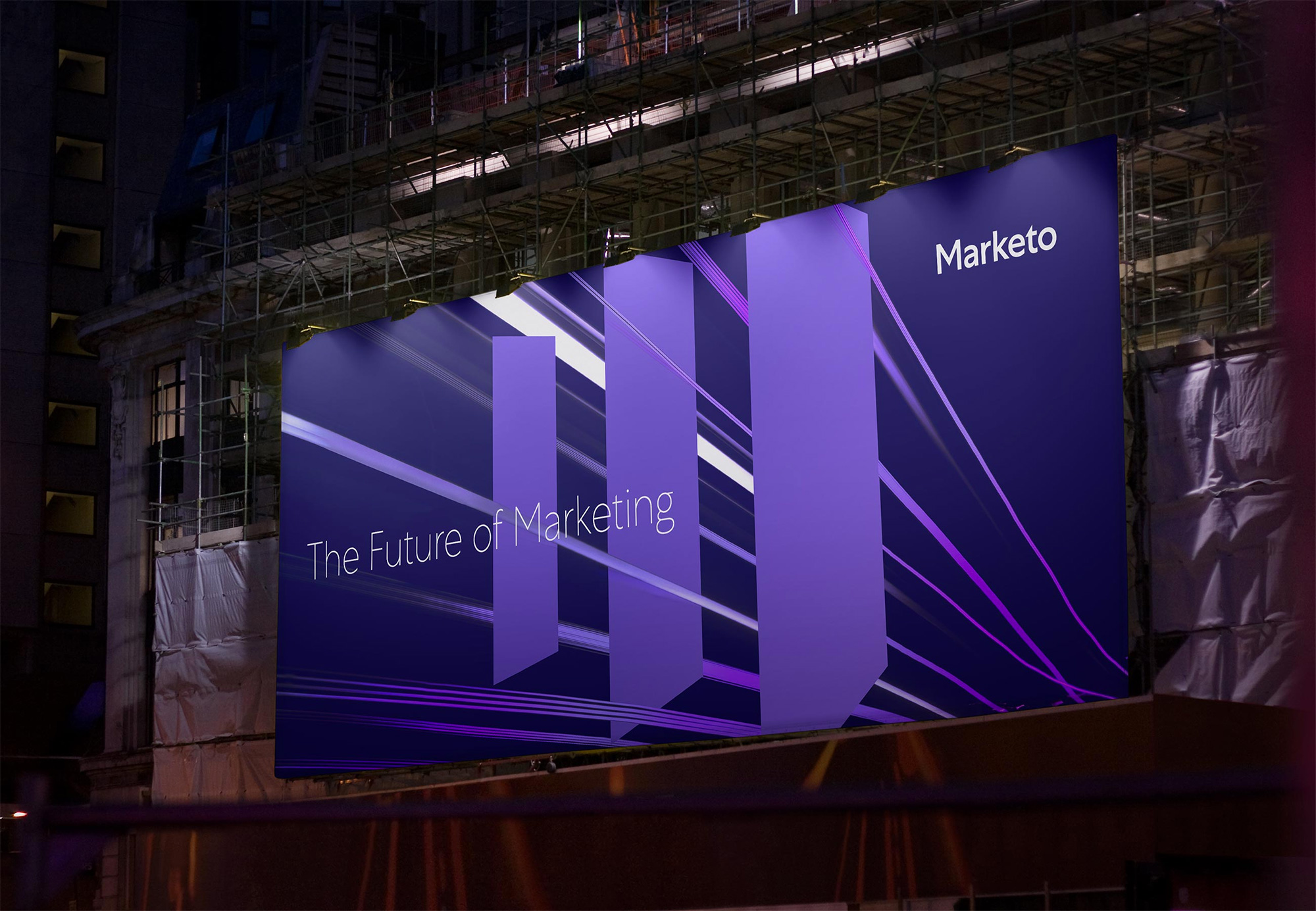 Follow-up: New Logo and Identity for Marketo by Focus Lab