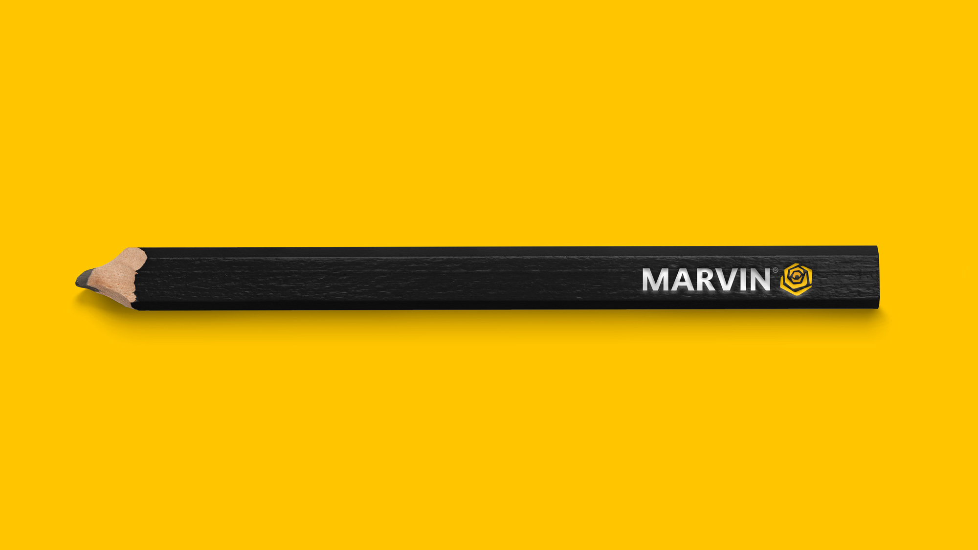 New Logo for Marvin by VSA Partners