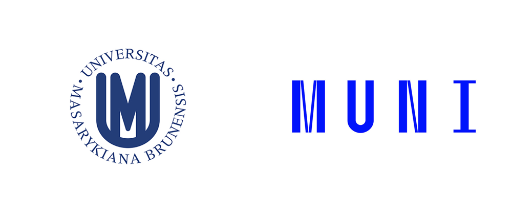 New Logo and Identity for Masarykova Univerzita by Studio Najbrt
