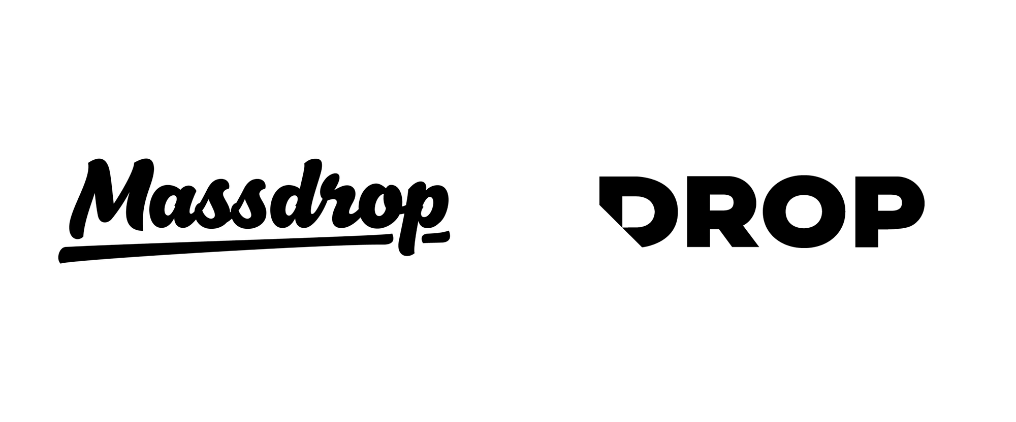 New Name and Logo for Drop