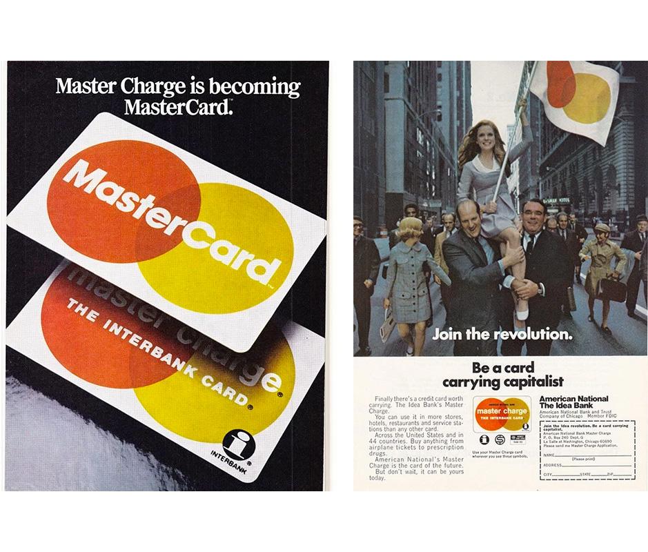 Mastercard History