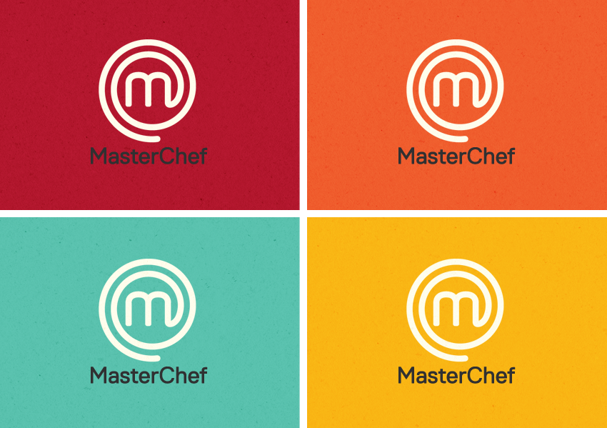 brand new  new logo  identity  and packaging for masterchef by the plant