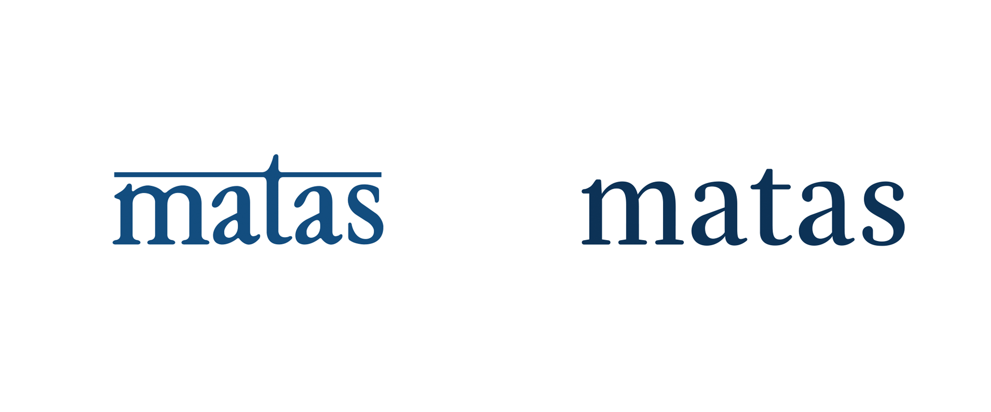 New Logo for Matas by LOOP Associates