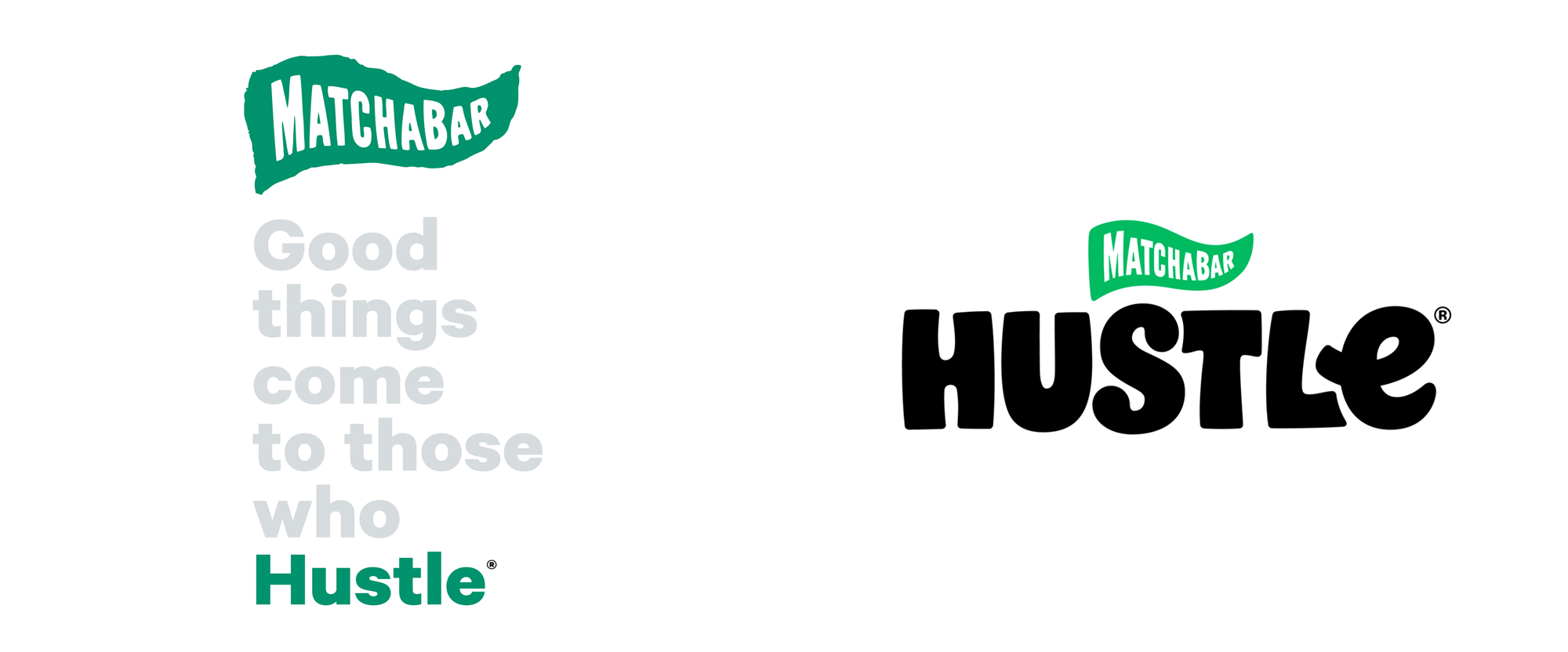 New Logo, Identity, and Packaging for Hustle by Jones Knowles Ritchie