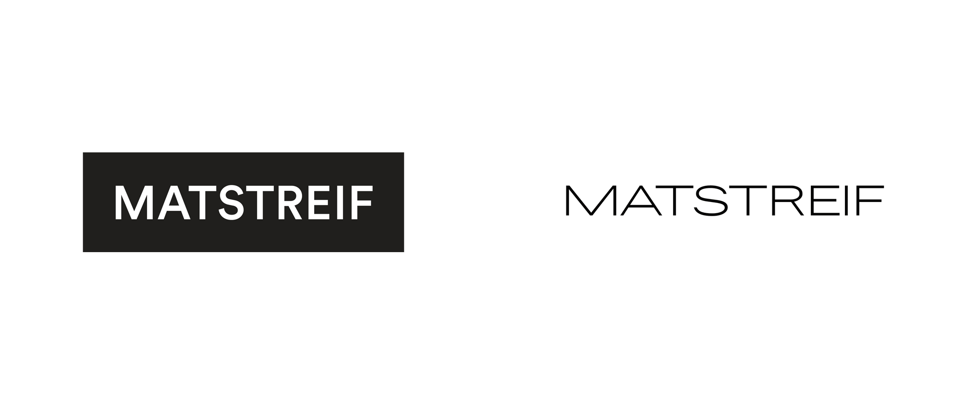 New Logo and Identity for Matstreif by Scandinavian Design Group