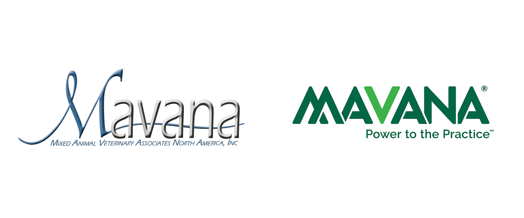 New Logo and Identity for Mavana by Stewart and Associates
