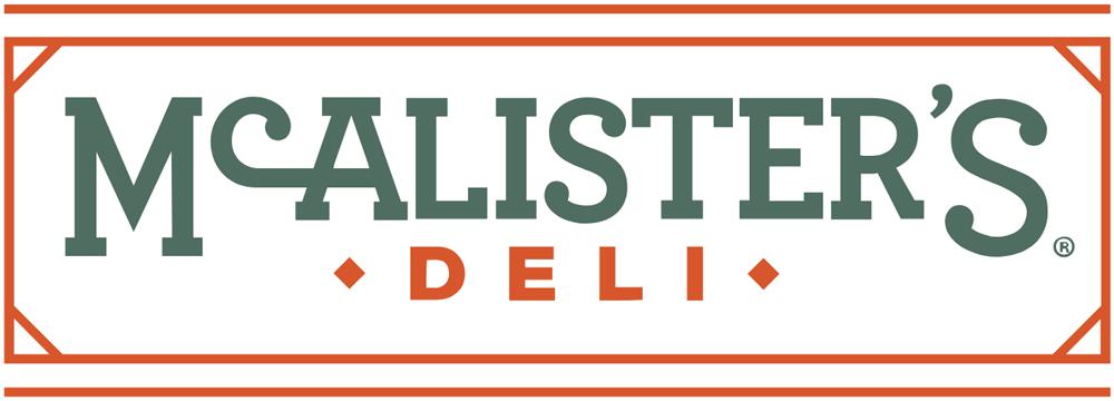 New Logo for McAlister's Deli