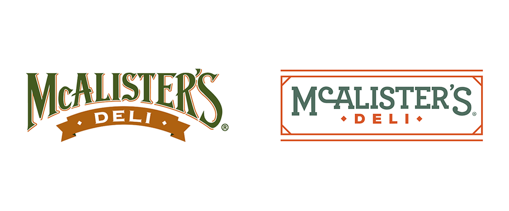 New Logo for McAlister's Deli