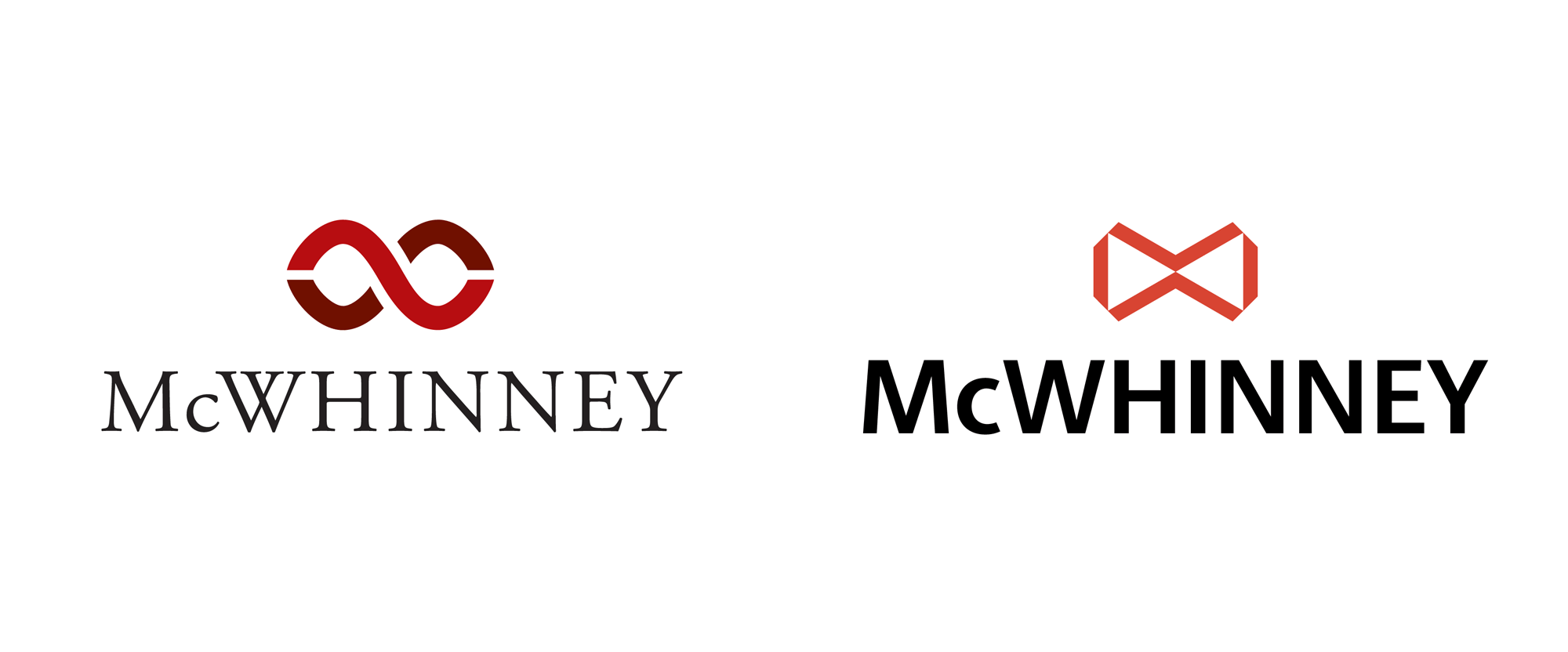 New Logo and Identity for McWhinney by Matt Yow and Empathy Office