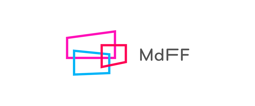 New Logo and Identity for MdFF by Post Typography