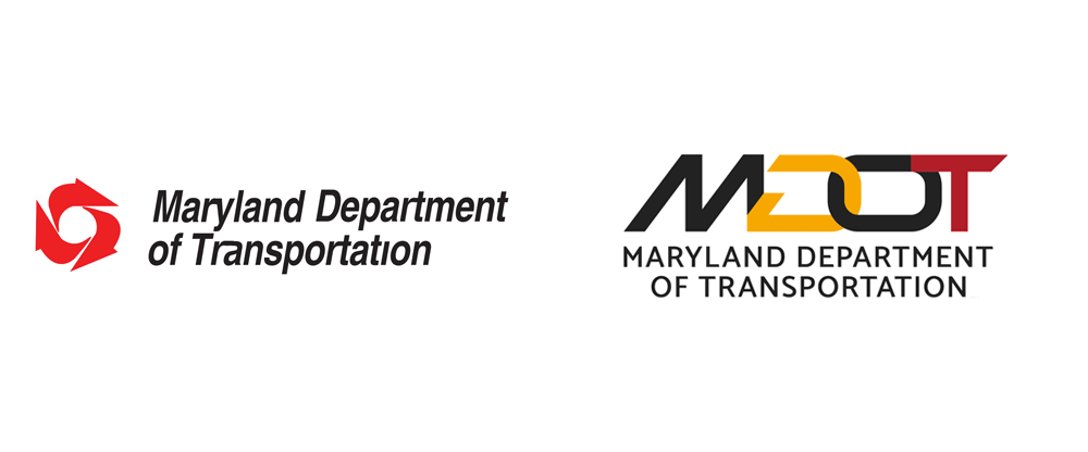 New Logo for Maryland Department of Transportation by 99Designs
