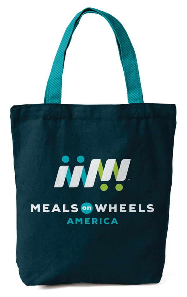 New Logo and Identity for Meals on Wheels America by Duffy & Partners