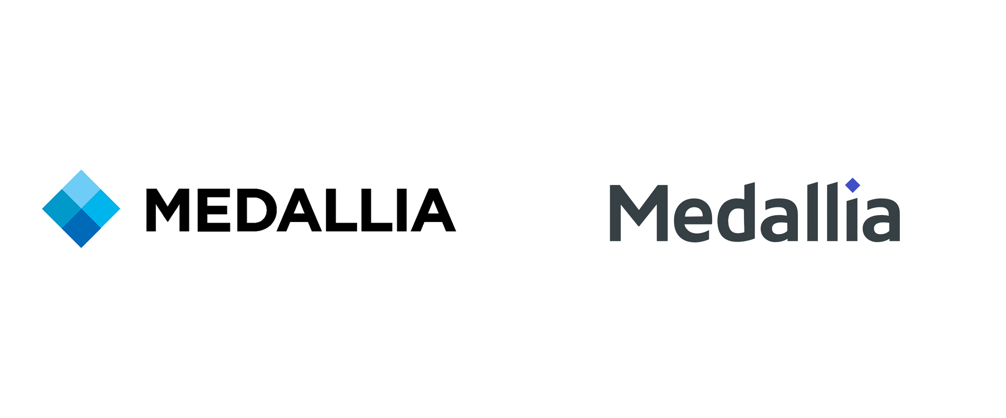New Logo for Medallia