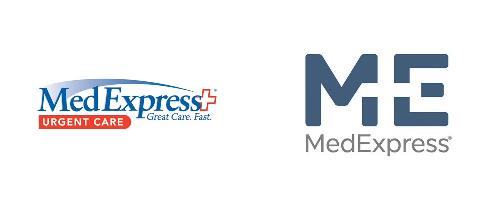 New Logo for MedExpress