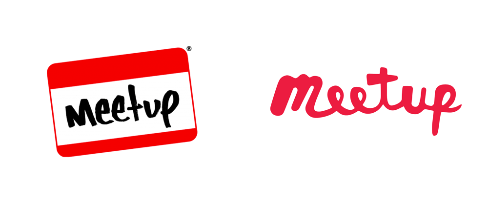 New Logo and Identity for Meetup by Sagmeister & Walsh