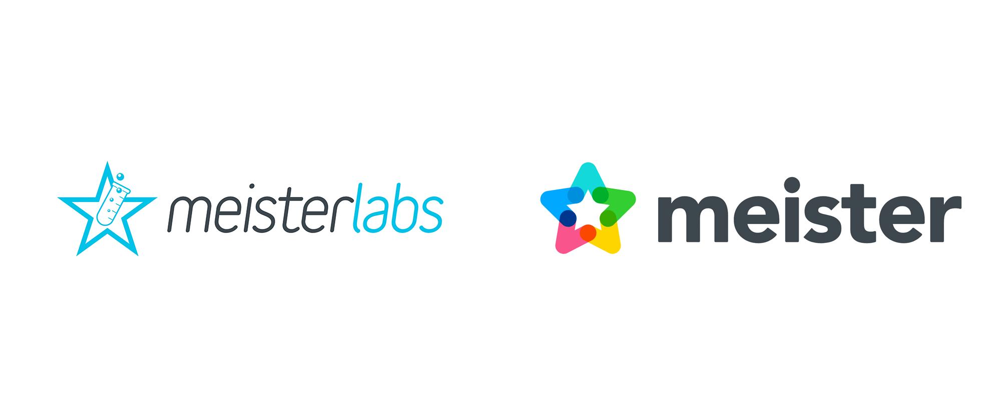 New Logo for Meister