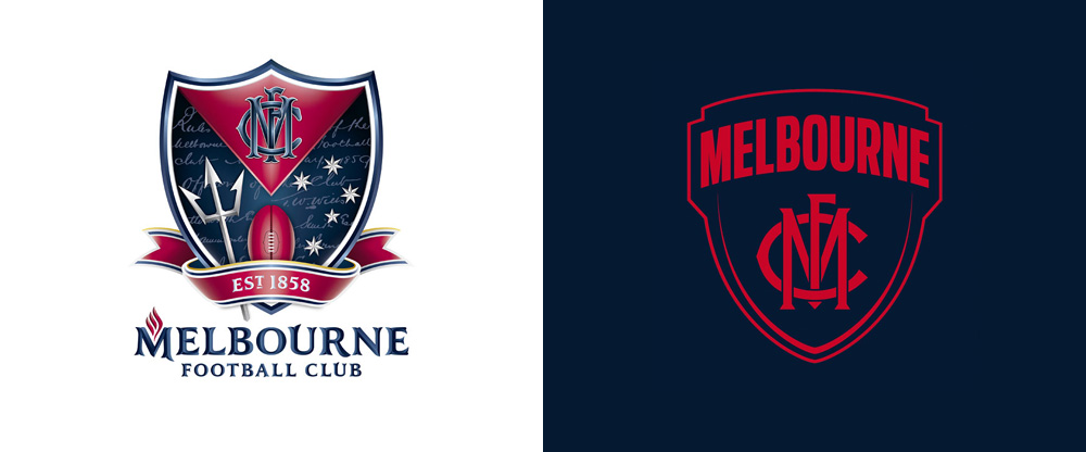 New Logo for Melbourne FC done In-house