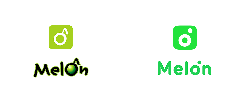 New Logo and Identity for Melon by Daylight