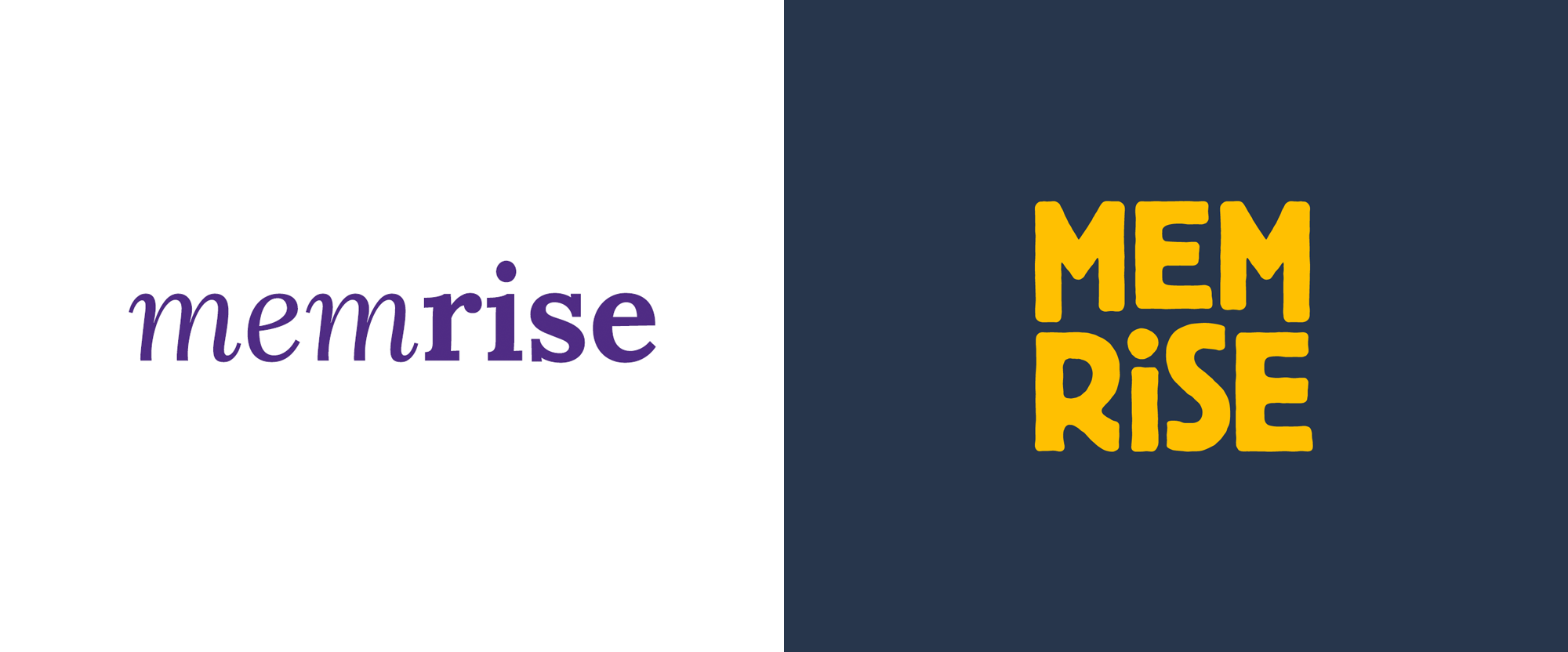 New Logo for Memrise by Moving Brands and In-house