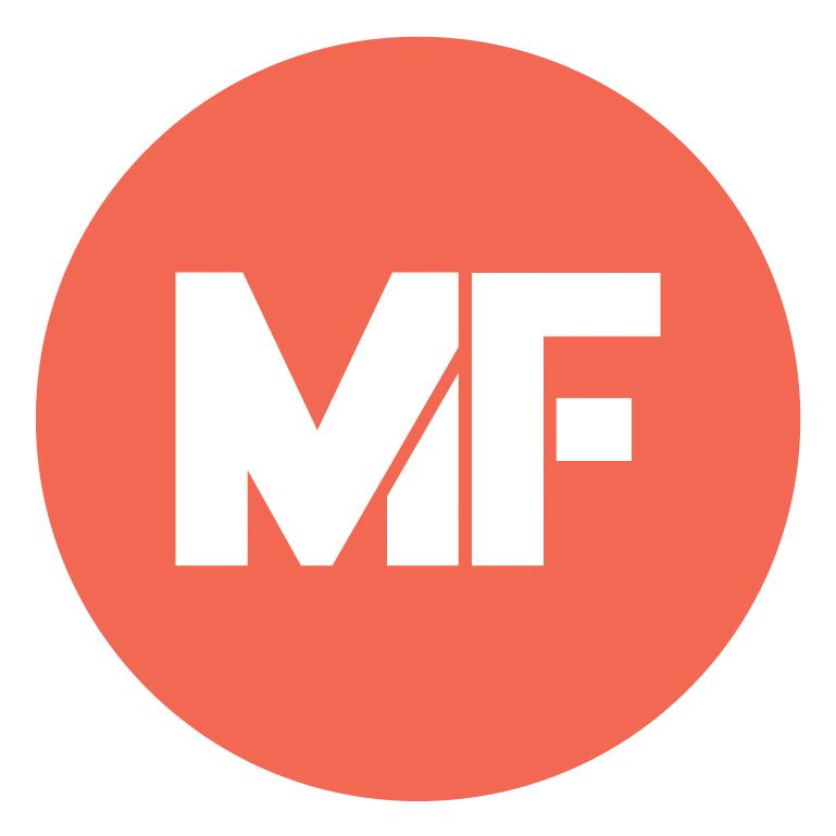 brand new  new logo for mental floss