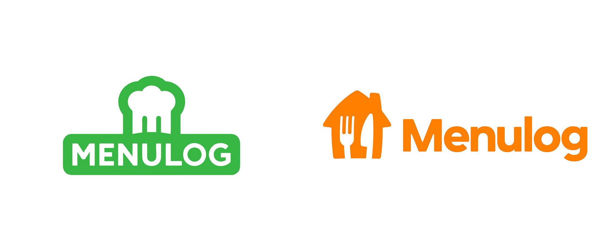 New Logo for Menulog