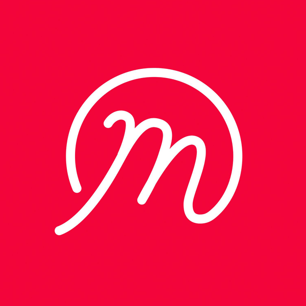 New Logo and Identity for Mercht by Robot Food