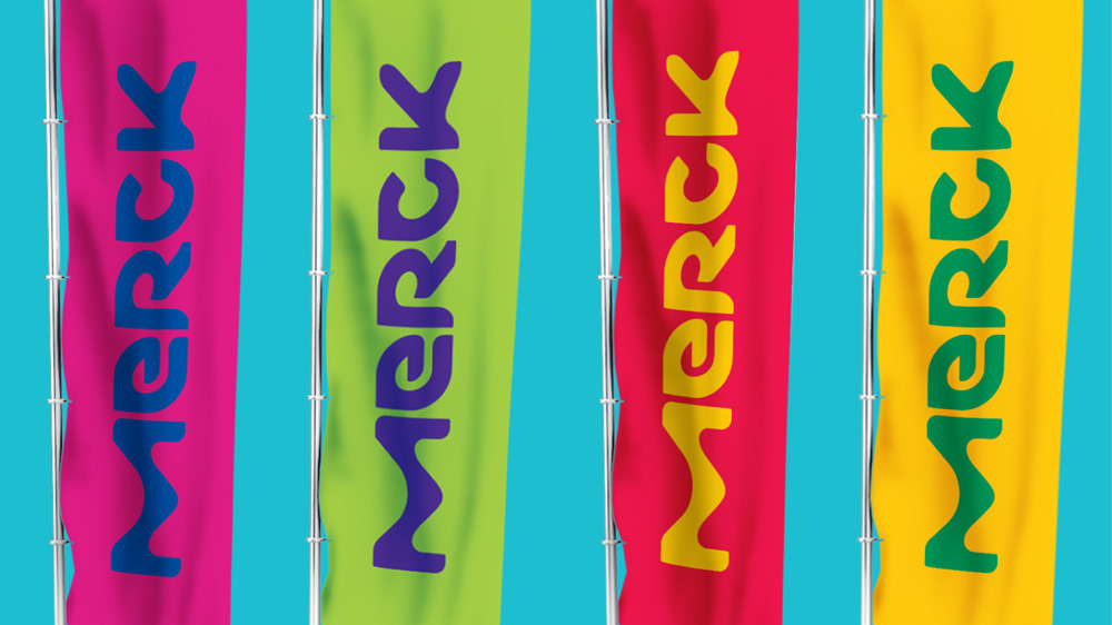 Brand New: New Logo and Identity for Merck KGaA, Darmstadt, Germany, by Futurebrand