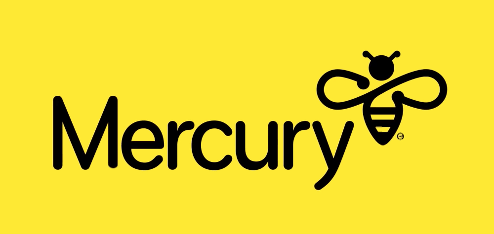 brand new new logo for mercury by dick amp jane