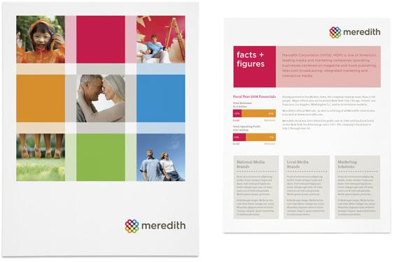 Meredith Press Materials