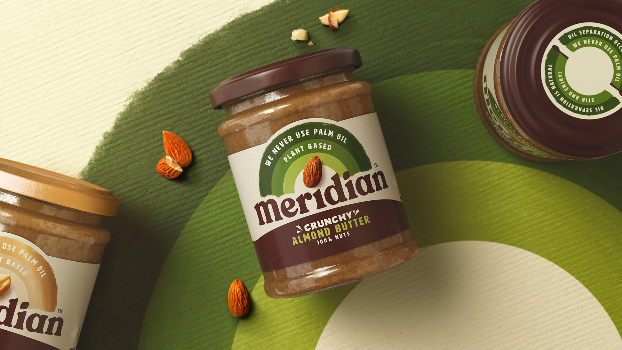 New Logo and Packaging for Meridian by Bulletproof
