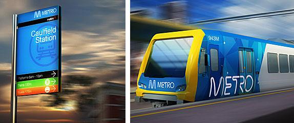 Metro Renderings