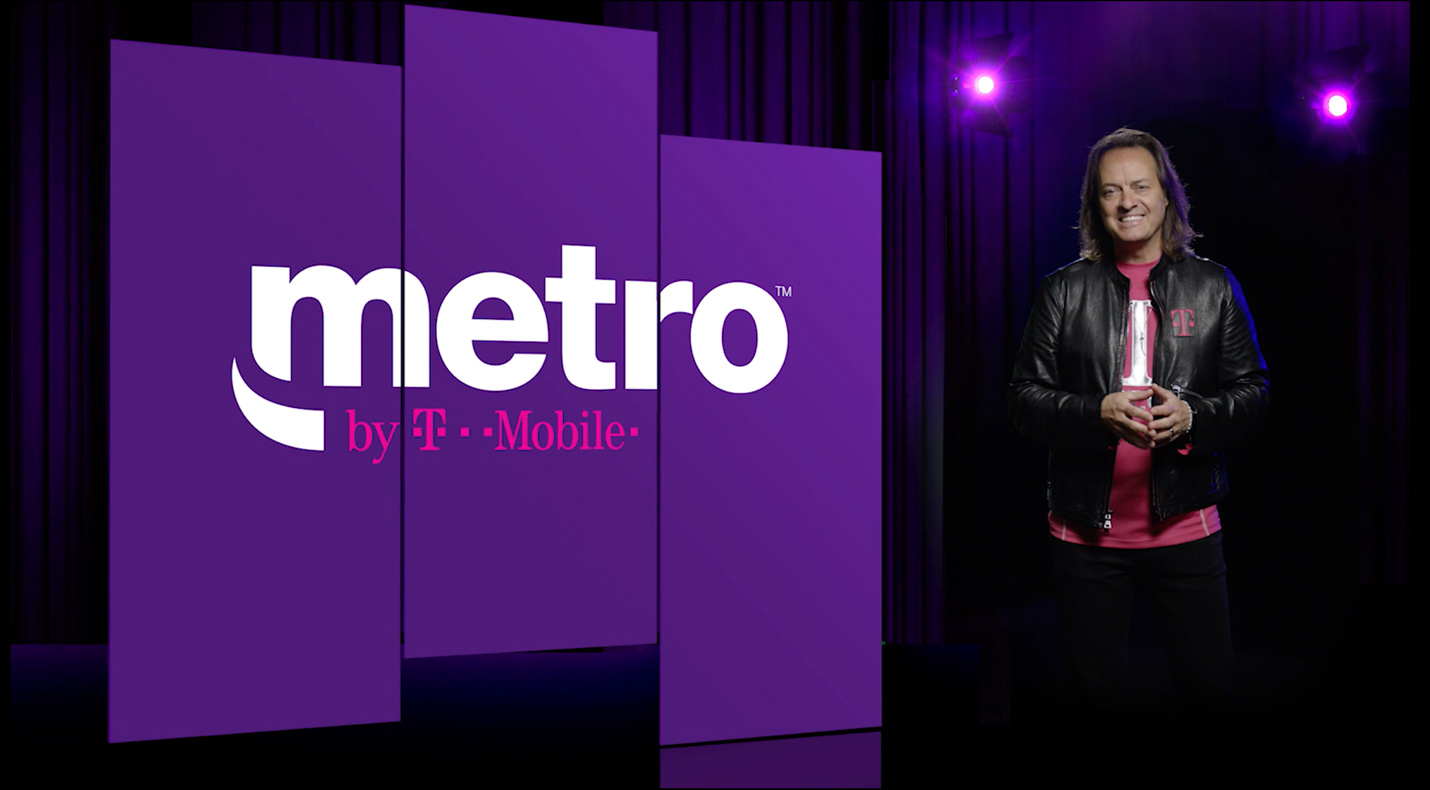New Name and Logo for Metro by T-Mobile