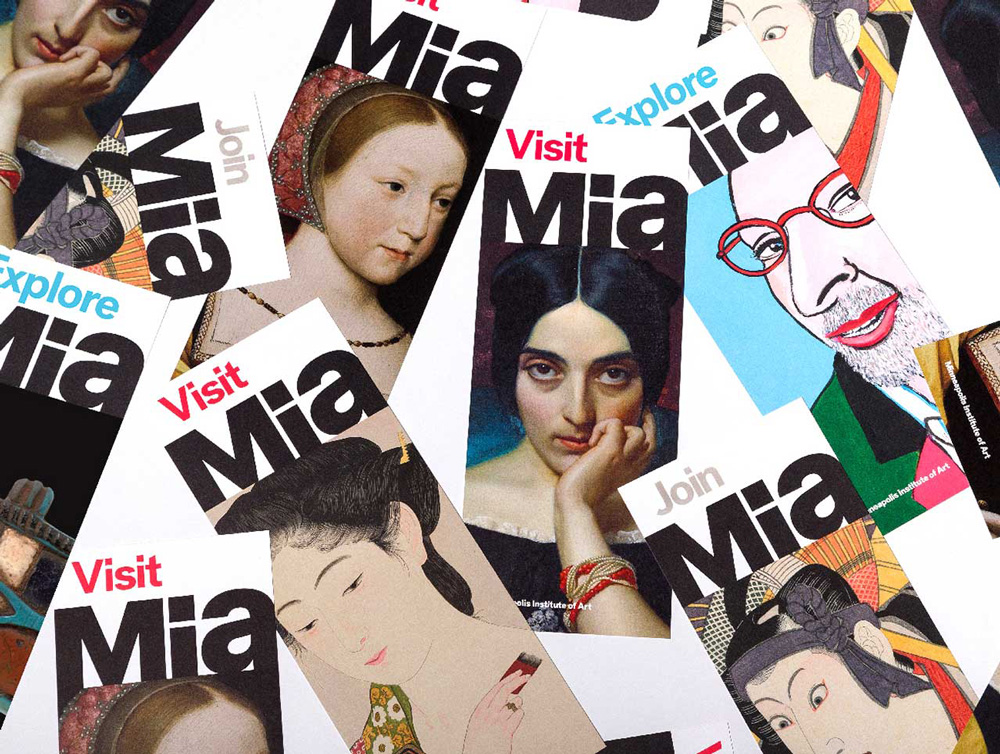 New Name, Logo, and Identity for Mia by Pentagram