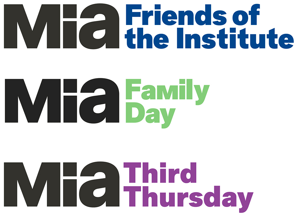 Brand New: New Name, Logo, and Identity for Mia by Pentagram